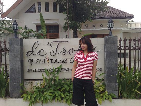 me outside the guest house picture of oyo 497 de tropis family rh tripadvisor co za