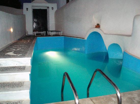 Kykladonisia Hotel and Hostel: Piscina