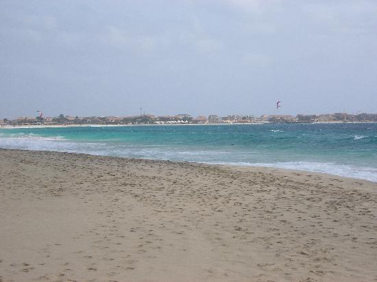 Hotel Dunas de Sal: More beach