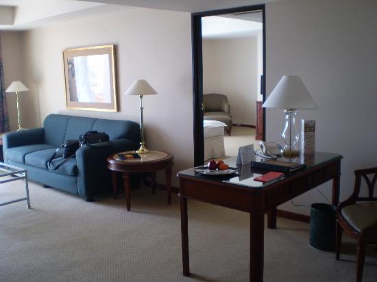 Swissotel Lima : Living Area