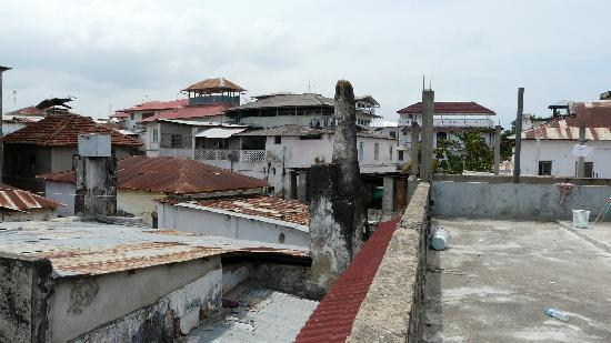 Abuso Inn: The view from the rooftop