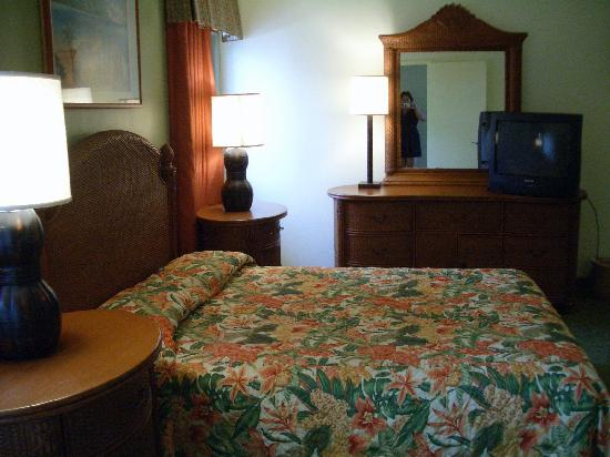 Wyndham Royal Sea Cliff: second bedroom