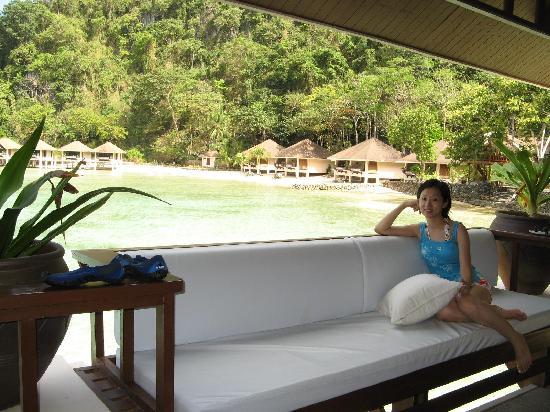 El Nido Resorts Lagen Island: Our resort cottage at Elnido Lagen island