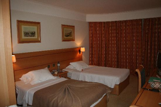 Hotel Real Palacio : twin room