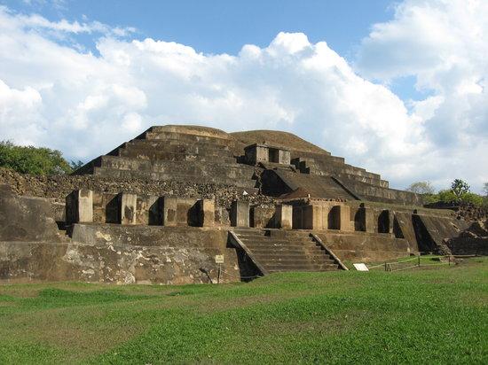 Sonsonate, Сальвадор: Temple à la Route maya