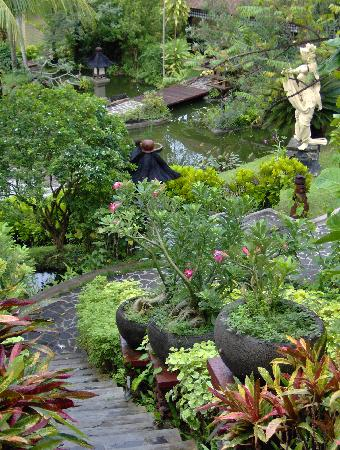 Kubu Bali Hotel: Paths