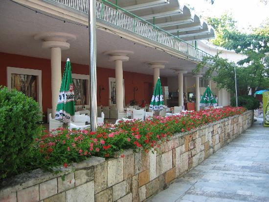 Varna Province, Bulgaria: la terazza
