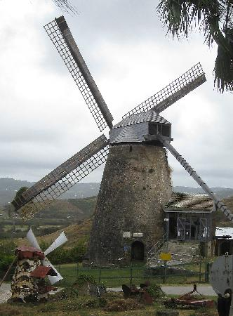 Morgan Lewis Mill: Morgan Lewis Wind MIll