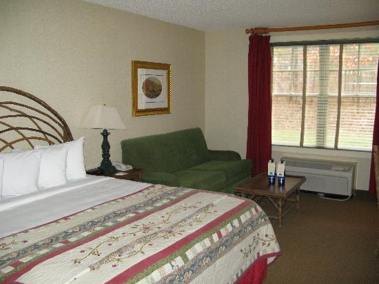 Young Harris, GA: Our Room