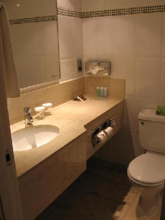 Bathroom Mirror Sink Commode Picture Of Hilton London