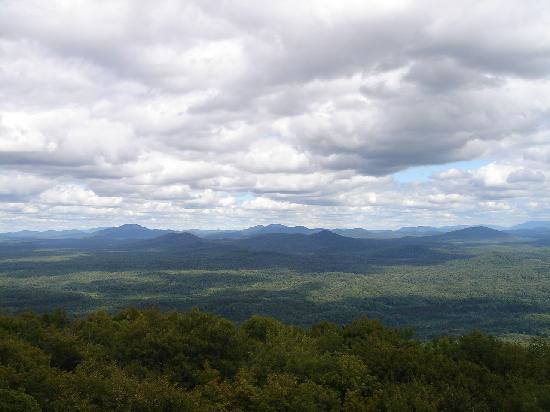 Azure Mountain: View