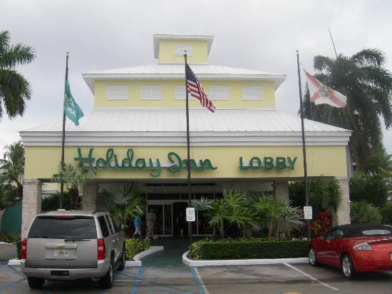 Holiday Inn Key Largo: esterno