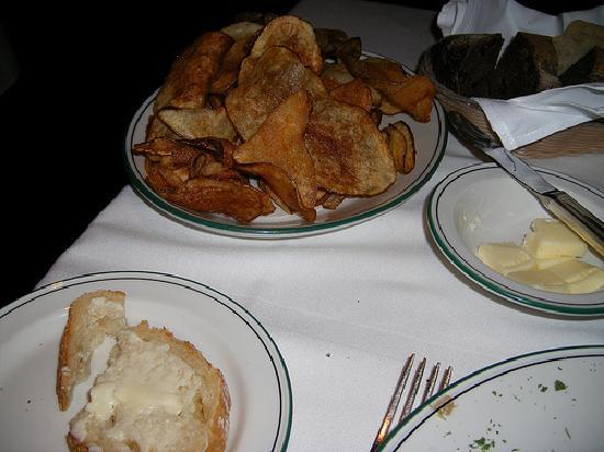 The Palm Las Vegas: Cottage Fries