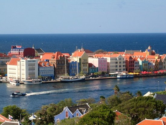 Willemstad, Curacao: harbor