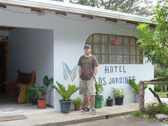 Hotel Jardines de Monteverde: L'hotel Los Jardines a Monteverde
