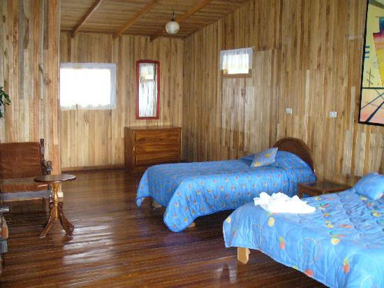 Hotel Jardines de Monteverde: Notre chambre