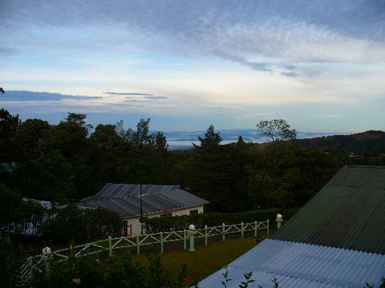Hotel Jardines de Monteverde: Vue de notre chambre