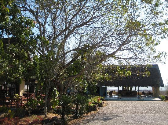 Hotel Villa El Yarey : Restaurant