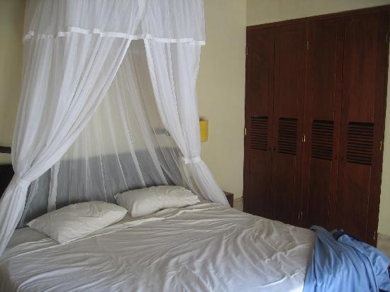 Mimpi Resort Menjangan: le lit