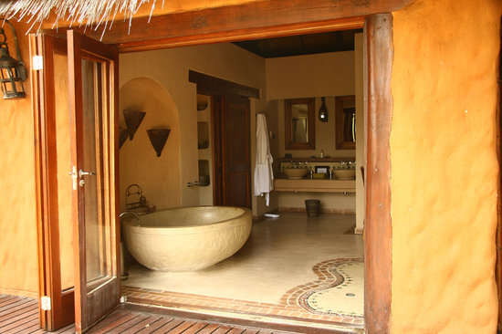 salle de bains Picture of Simbambili Game Lodge Sabi Sand Game