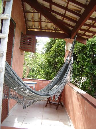 Quinta de Buzios: Balcon