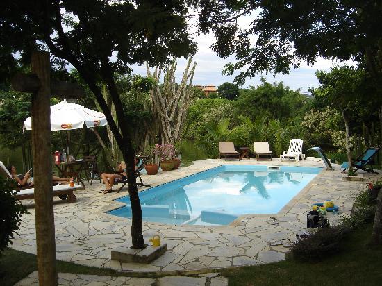 Quinta de Buzios: Piscina