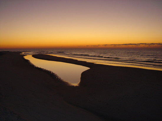 Costa del Golfo, AL: Sunrise at Gulf Shores