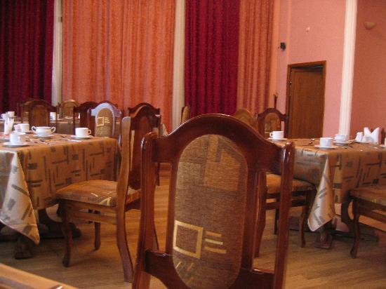 Best Eastern Hotel Metropol: Hotel -Restaurant