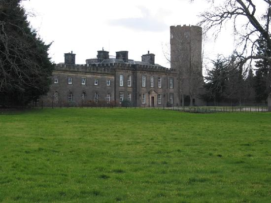 Fochabers - Gordon Castle