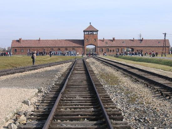 Auschwitz II - Birkenau Nazi Concentartion Camp (17649678)