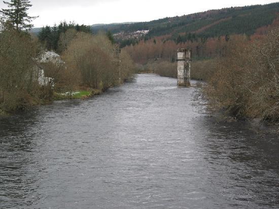 Fort Augustus - River Oich