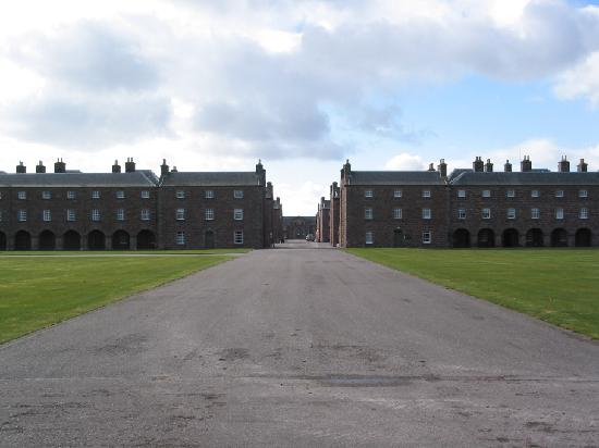 Fort George - Parade Grounds
