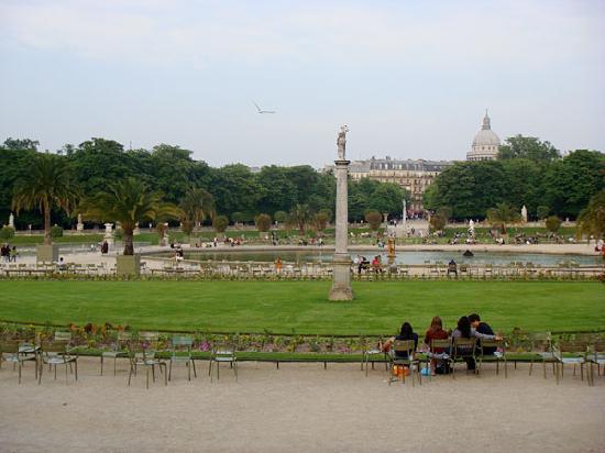 paris france jardin de luxembourg - Jardin Du Luxembourg Paris