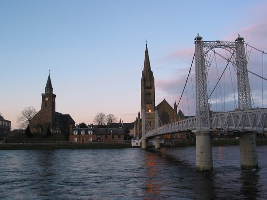 Ινβερνές, UK: Inverness - River Ness
