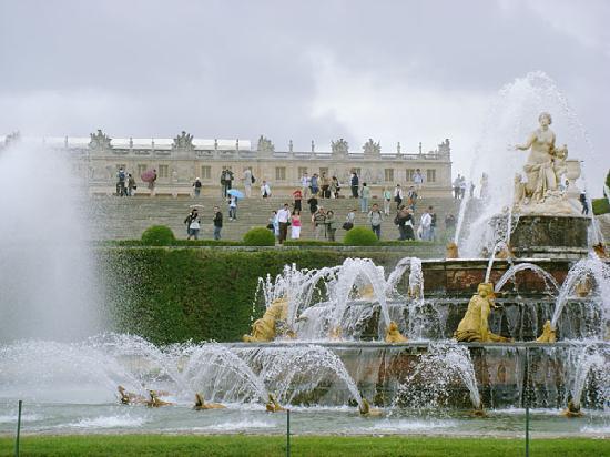 Palais des glaces vid o de versailles yvelines for Versailles yvelines