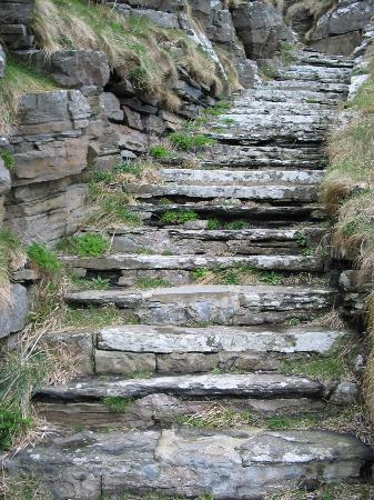 ‪‪Scottish Highlands‬, UK: Whaligoe - Whaligoe Steps‬