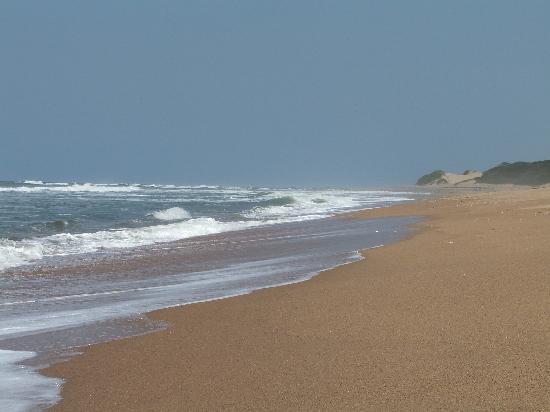 Illovo, South Africa: The beach