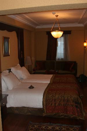 Sirkeci Mansion: Room 1107