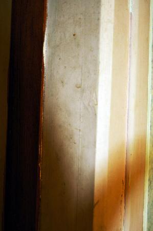 Hotel Royal Aboukir: The dirty bathroom