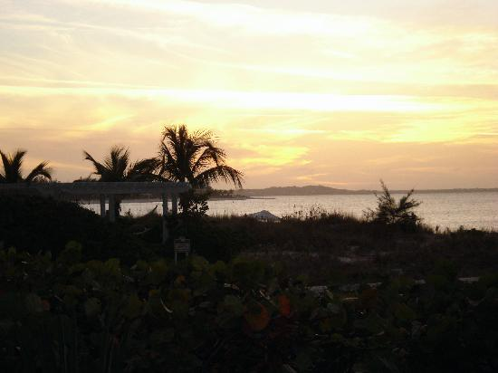 Royal West Indies Resort: Dusk on the beach