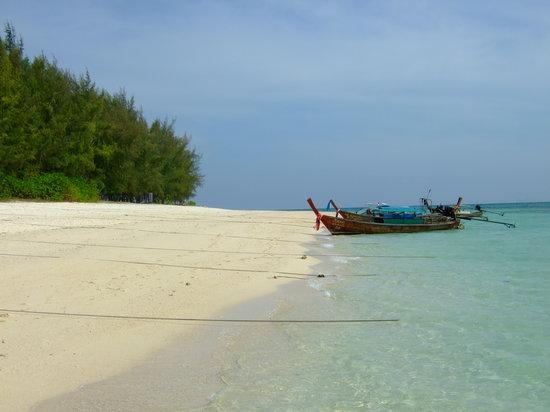 Ko Phi Phi Don, Tailandia: Bamboo Island