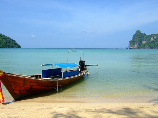 Ko Phi Phi Don, Thailand: The best view on Phi Phi