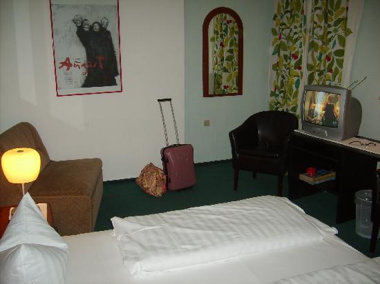 Hotel Greifswald: Hotel room