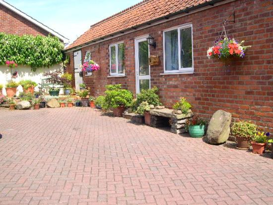 Stables Bed & Breakfast: Stables B & B in the secret courtyard