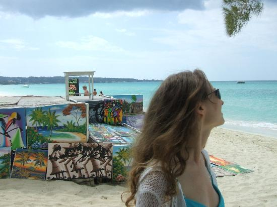 Gatehouse Villa: 7  Mile Beach Negril