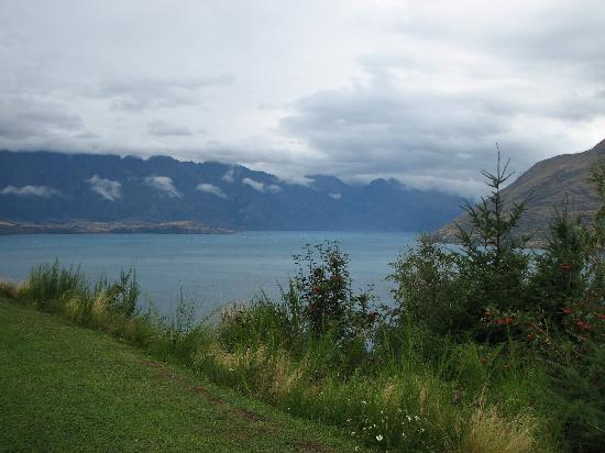 Azur: Mountain view