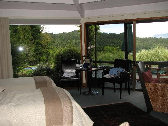 Solitaire Lodge: Room