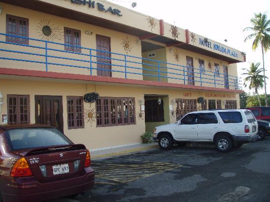 Hotel in Cabo Rojo PR.