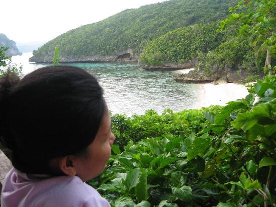 Halea Island Retreat and Nature Park: me again early morning
