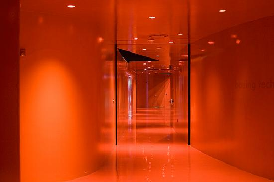 Red room - Picture of Seattle Public Library, Seattle - TripAdvisor